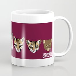 Felinos de México Coffee Mug