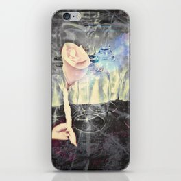 Beauty and the Beast iPhone Skin
