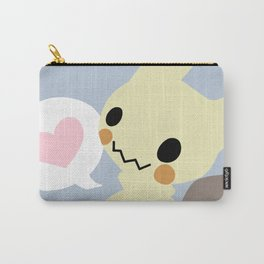 Little Spoopy Friend Mimikyu Carry-All Pouch