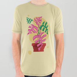 Plant Love All Over Graphic Tee