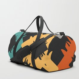 Bizarre shapes Duffle Bag