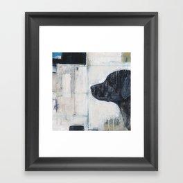 Dark Moment Framed Art Print