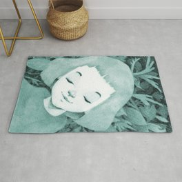 Portrait of Nature Rug