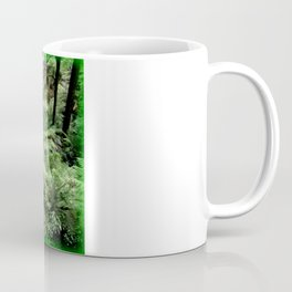 Ferns & Waterfall Coffee Mug