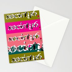 Sick Click Stationery Cards