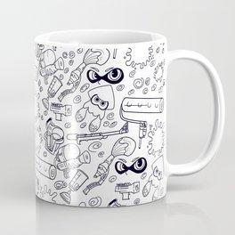Splats 'n Guns Coffee Mug