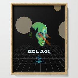GOLDAK Serving Tray