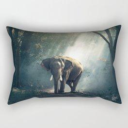 Spirit of the forest Rectangular Pillow