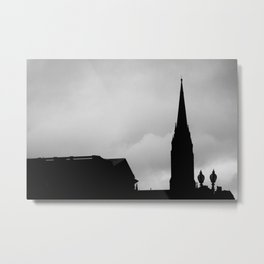 Chapel Metal Print