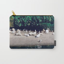 Birds photography in the wild life  Carry-All Pouch