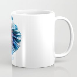 Magnificent Betta Splendens Freshwater Fish Coffee Mug