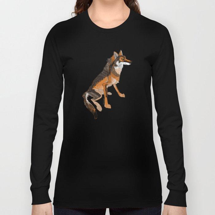 Totem Iberian wolf Long Sleeve T-shirt