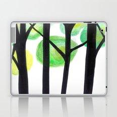 blacks trees Laptop & iPad Skin