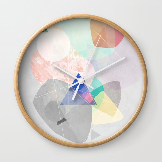 Graphic 170 Wall Clock