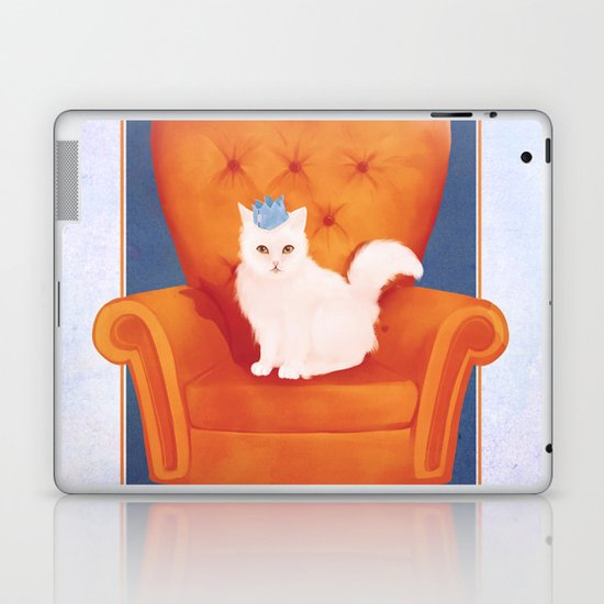 Libertine Laptop & iPad Skin