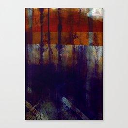 mercurial + caustic Canvas Print