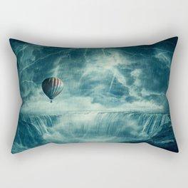 Stormfall Rectangular Pillow