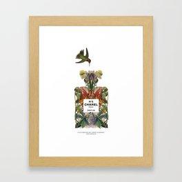 Nº 5 Framed Art Print