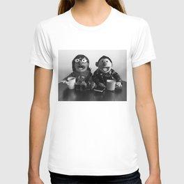Modern Puppet Gothic T-shirt