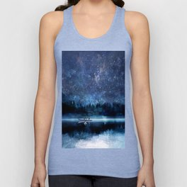 Night Sky Unisex Tanktop