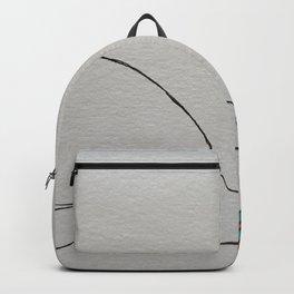 A Polar Bear's Christmas Wish (I Hope It's A Seal) Backpack