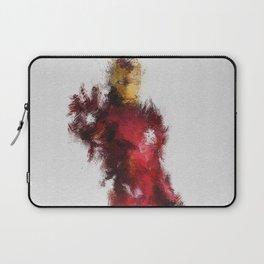 Made of Iron Laptop Sleeve
