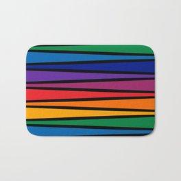 Spectrum Game Board Bath Mat