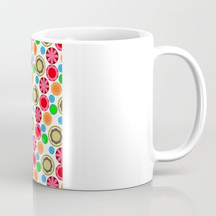 Flowerpower Coffee Mug