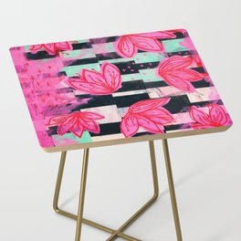 Spring Forward Side Table