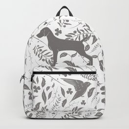 WEIMS AND BIRDS Backpack