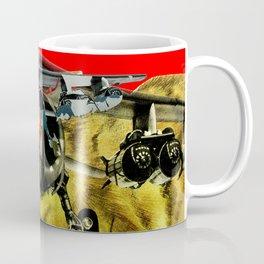 Kitty · CatFight 1 Coffee Mug