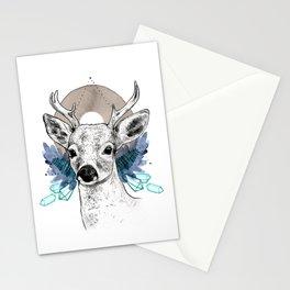 The Deer (Spirit Animal) Stationery Cards