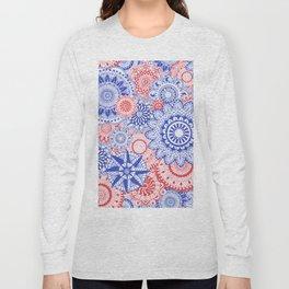 Celebration Mandala Long Sleeve T-shirt