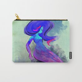 BETTA FISH MERMAID Carry-All Pouch