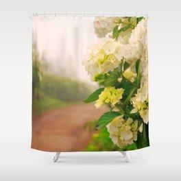 Dirt road Shower Curtain