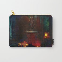 Bethesda Fountain Carry-All Pouch