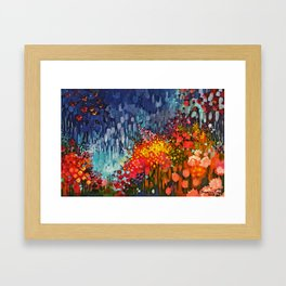 Summer Solstice 2019 Framed Art Print