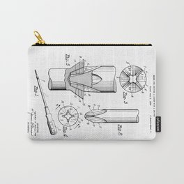 Phillips Screwdriver: Henry F. Phillips Screwdriver Patent Carry-All Pouch