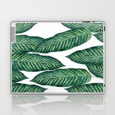 Green Banana Leaves #society6 Laptop & iPad Skin