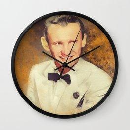 Sammy Kaye, Music Legend Wall Clock