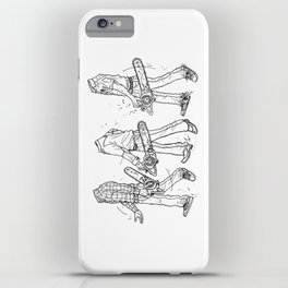 TERA MELOS - Chainsaw Men iPhone Case