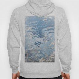 Blue Tones On The Lake Surface #decor #society6 #buyart Hoody