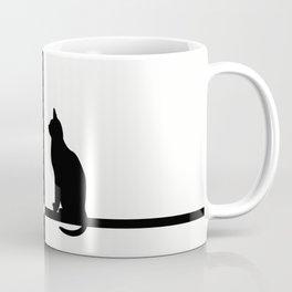 Black and White 81 Coffee Mug