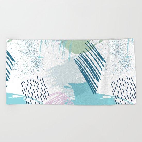 Creative Beach Towel