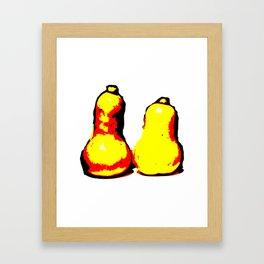 Shelf life Framed Art Print