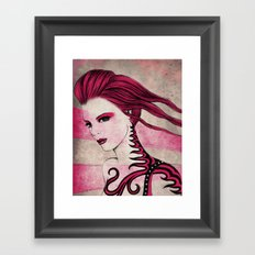 Ardea Framed Art Print