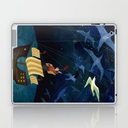 Wanderers Laptop & iPad Skin