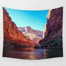 Floating the Colorado *resized* Wall Tapestry
