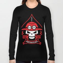 Portgas D. Ace - Fire Fist Long Sleeve T-shirt