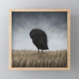 Shapeshifter Framed Mini Art Print